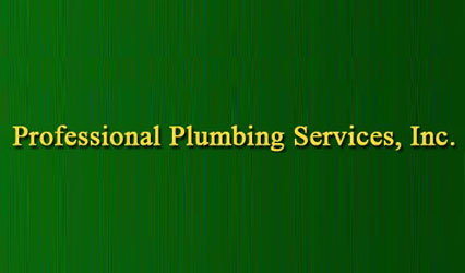 Professional Plumbing Services, Inc.