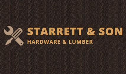 Starrett Hardware